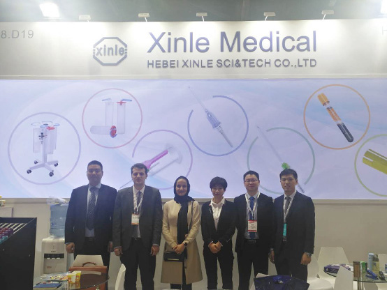 Xinle Medical participated in the 50th German International Hospital and Medical Equipment Exhibition (MEDICA2018)