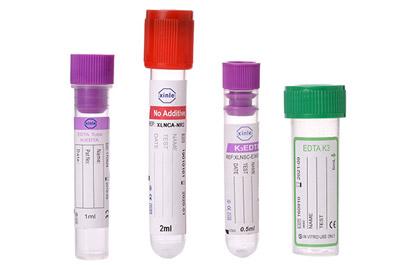 Medical Checking Tubes